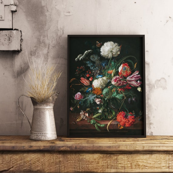 Floral Still life printable art