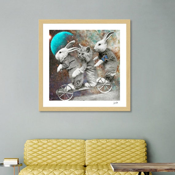Space Travel Instant downloadable kids print