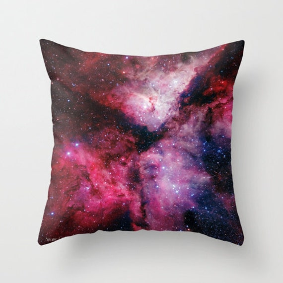 Carina Nebula Pillow Cover