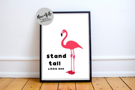 Stand Tall  Printable Art