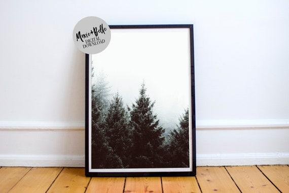 Winter Breeze Printable Art