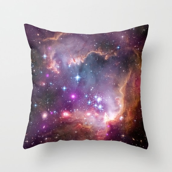 Magellanic Cloud  Pillow Cover