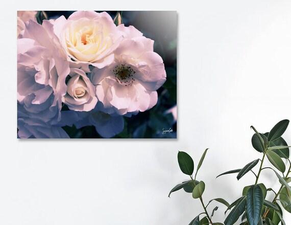 Gardenia-Shipped Archival Print