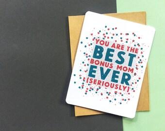 Best Bonus Mom Card