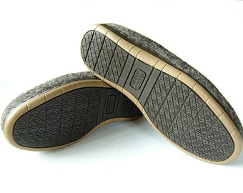 Thin soles for women or men shoes from sturdy natural rubber