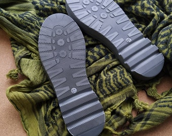 Grey flexible rubber outsoles for your custom made shoes, soles for summer shoes, sports shoes soles
