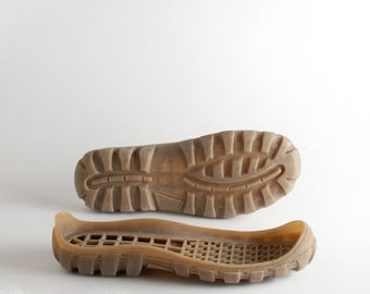 Rubber outsoles for your custom made shoes, soles for crotchet slippers, leather shoe soles