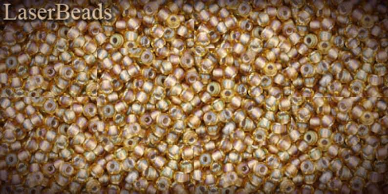 110 TOHO seed beads 10g Toho beads 110 seed beads Rainbow Lt Topaz Gray 11-279 last
