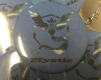"Team Mystic 2.25"" pin"
