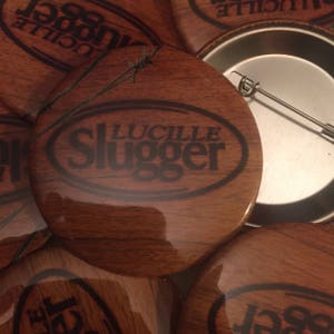 Lucille Slugger 2.25 pin