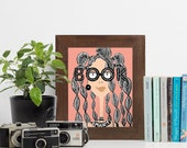 BookSmart with Braids Print
