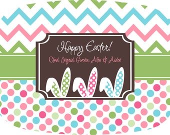 Easter Personalized Platter