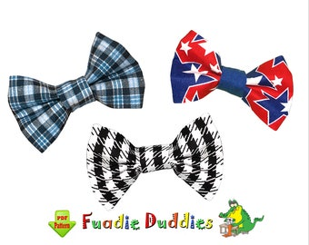 Boys Bow Tie Pattern, Necktie Pattern. Toddlers Sewing Pattern, Instant Digital DOWNLOAD. Baby Boys Clothing PDF Sewing Pattern, Dylan