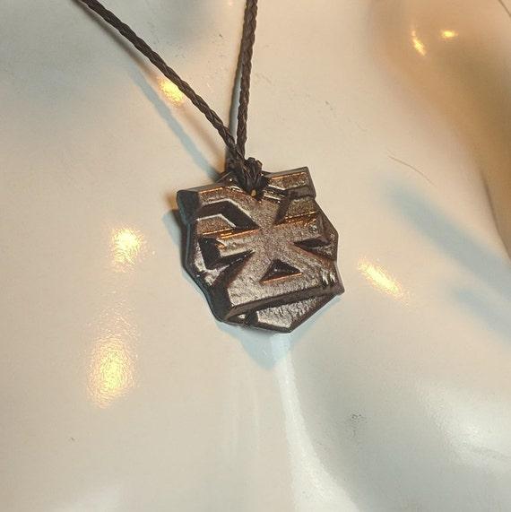 Khorne Chaos God Symbol Rune Necklace Warhammer 40k Age of ...Warhammer 40k Chaos Gods Names