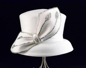 Fancy White Martha
