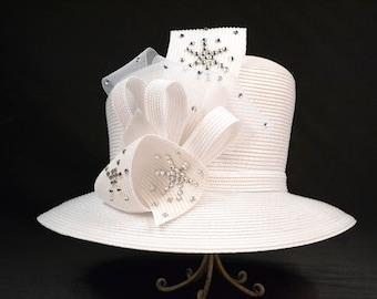 Fancy White Sarah