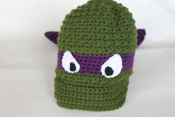 Ninja Turtle Newsboy warme Ninja Turtle Kostümzubehör | Etsy