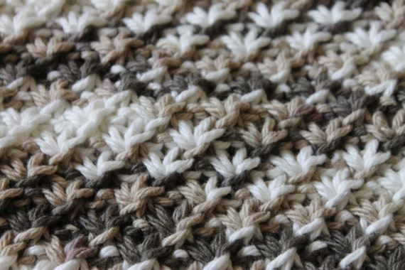 Knit Pattern Star Stitch Dishcloth Wash Cloth Instant Etsy
