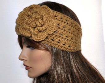 Items similar to Crochet Football headband f9638cc8f4b