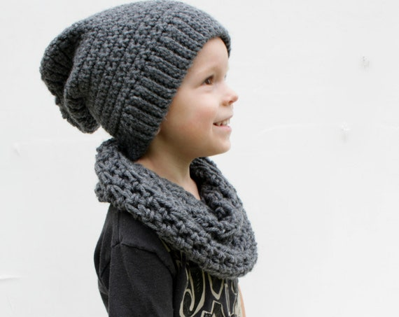 Children's Slouchy Hat, Made to Order