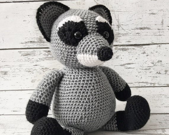 Scamp the Raccoon, MADE TO ORDER