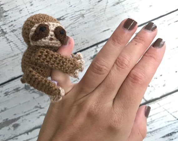 Mini Sloth, Made to Order