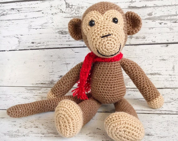 Ernie the Monkey, Ready to Ship