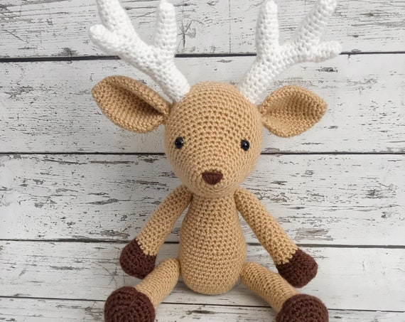 Daryl the Deer, Ready to Ship