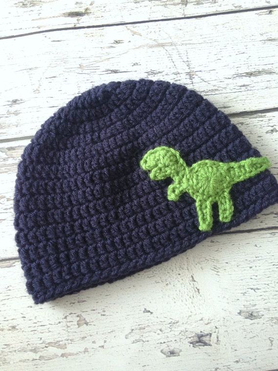 Dinosaur Hat, Made to Order