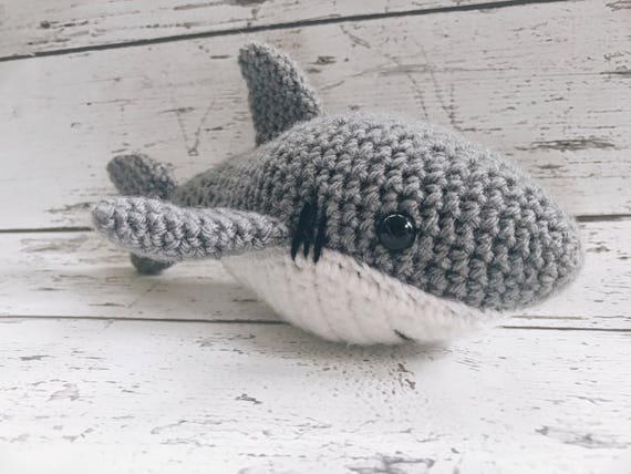 Sasha the Shark, MADE TO ORDER