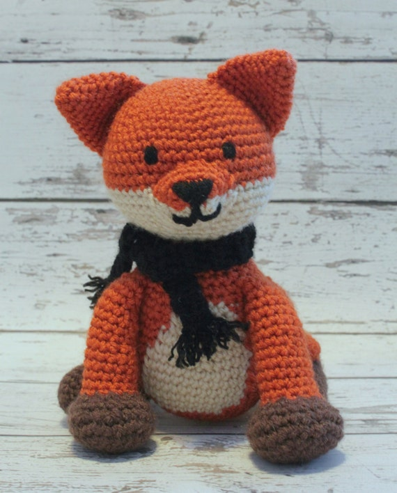 Meadow the Fox, MADE TO ORDER