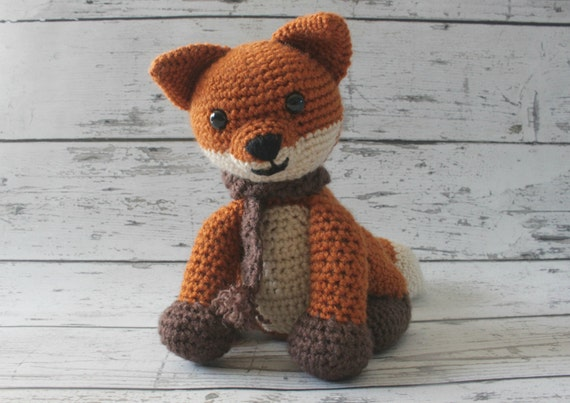 Rusty the Fox, Made to Order