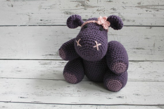 Henrietta the Hippo, MADE TO ORDER