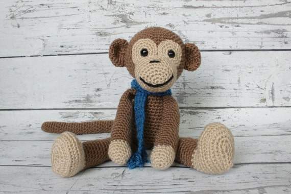 Ernie the Monkey, MADE TO ORDER