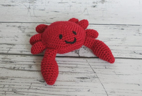 Carl the Crab, MADE TO ORDER