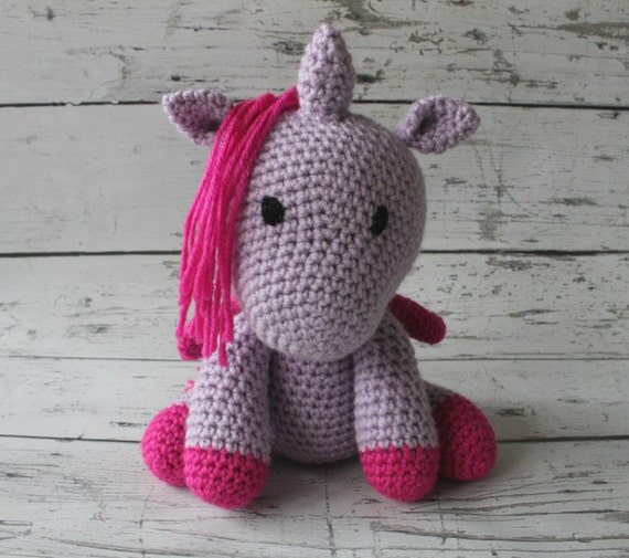 Lavender the Unicorn, MADE TO ORDER