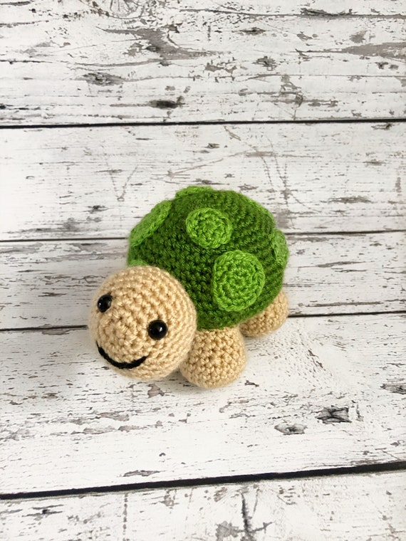 Shelly the Turtle, Ready to Ship