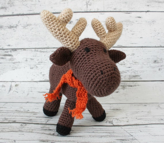 Marvin the Moose, MADE TO ORDER