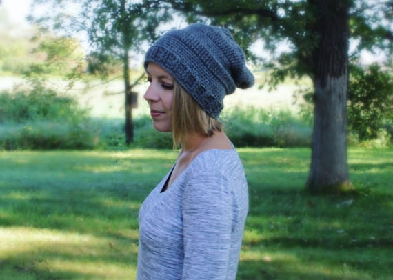 Slouchy Hat, MADE TO ORDER