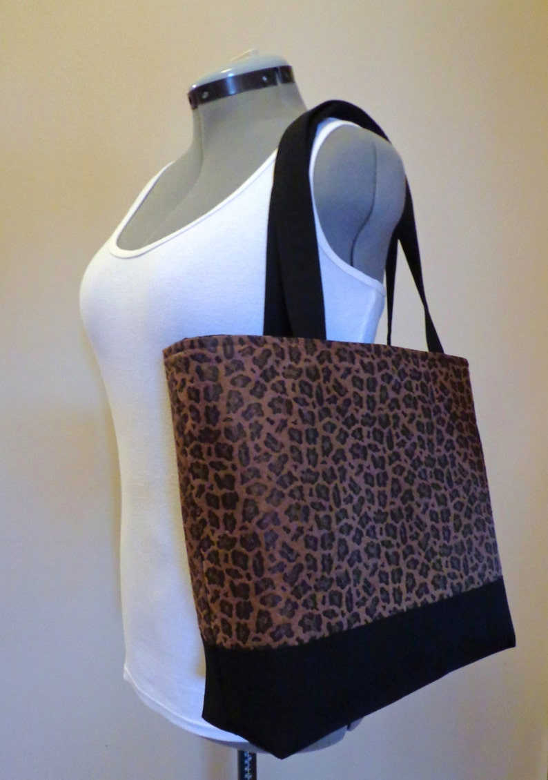 Diaper Bag-Purse Classic Large Tote Bag-Book Bag Lovely Brown Creme Jacobean Floral