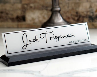 Professional Name Plates