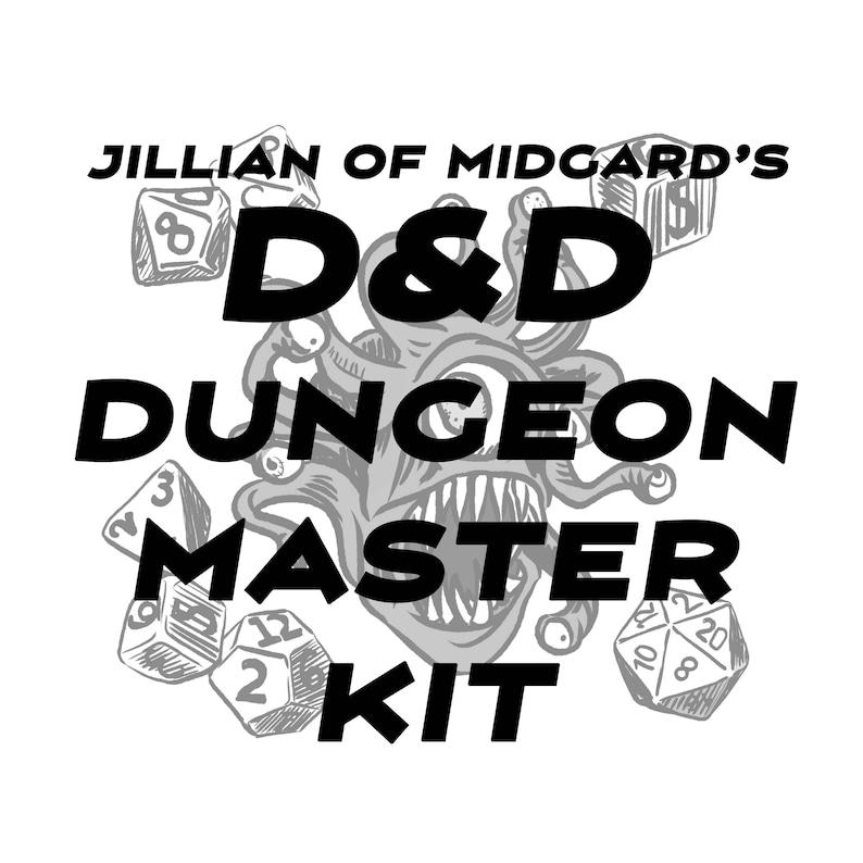 D&D (5th edition) PDF Tool Kit