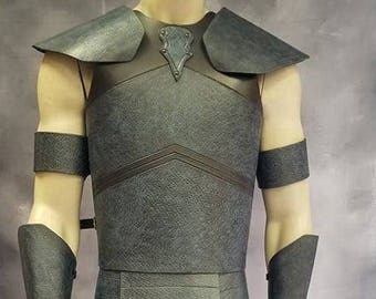 Leather Armor Night King Set