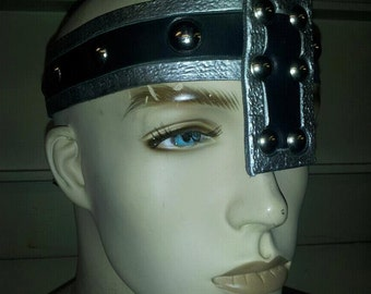 Leather Armor Headband