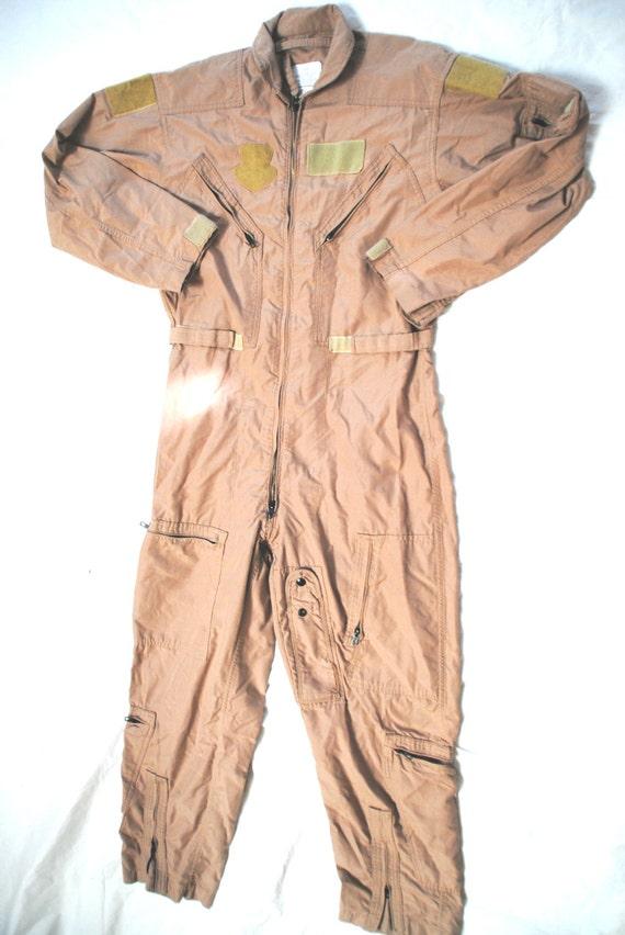 Véritable Us Air Force délivrer Tan Nomex vol costume Cwu-27/p - taille 40R