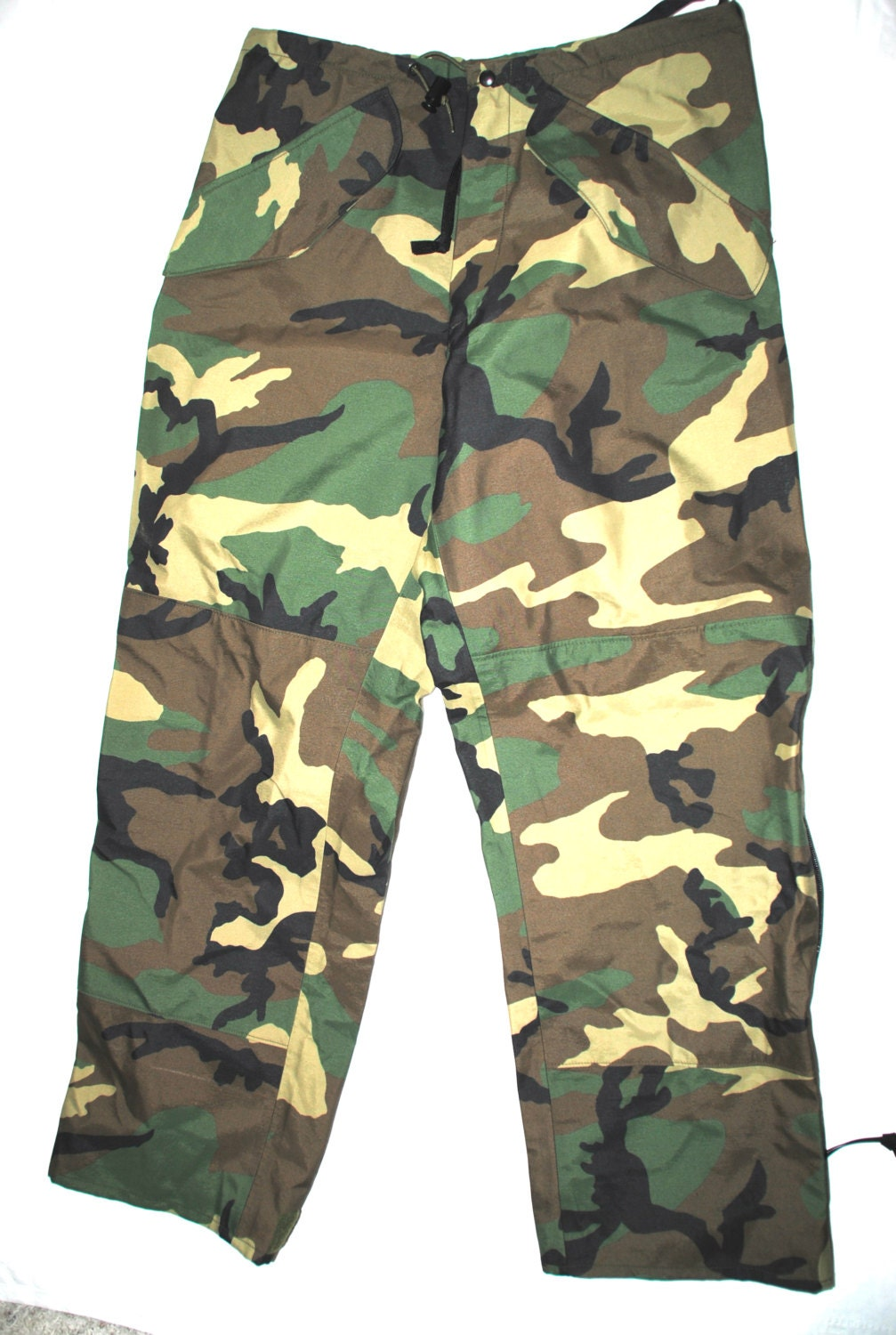 Nouveau US Army question - ECWCS Gore tex Camouflage Camouflage tex Woodland froid Jeans/Pantalons - petit Regular 182f48