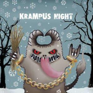 Cuervo de pagan de yule etsy krampus night pagan yule greetings card m4hsunfo