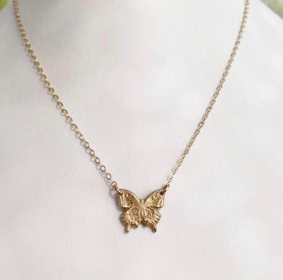 Mini Butterfly Medallion
