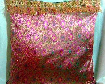 Handmade Designer Pillow / Cushion Cover -BOHEMIAN