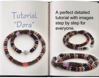Jewelry Tutorial.... Dora... Necklace